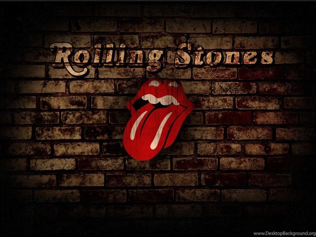Rolling Stones Logo 1366x768 Wallpaper Jpg Desktop Background
