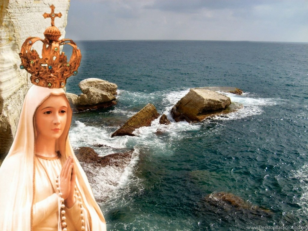 Our Lady Of Fatima Desktop Background