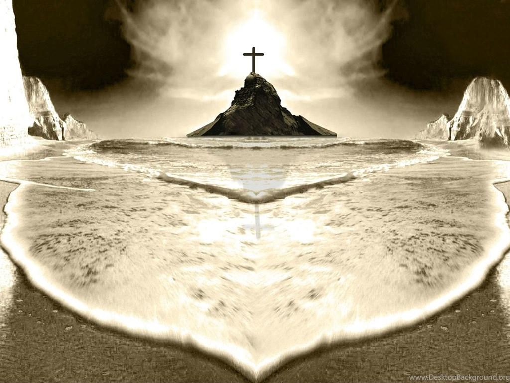 Christian Cross Backgrounds Wallpapers Desktop Background