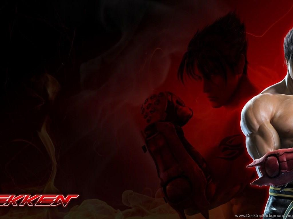 Tekken Characters Wallpapers By Jin 05 On Deviantart Desktop