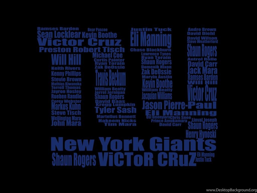 Download New York Giants Wallpapers Desktop Images Desktop Background