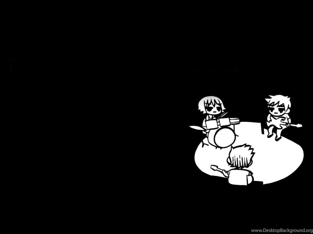 Scott Pilgrim Vs The World The Game Wallpapers Game Wallpapers