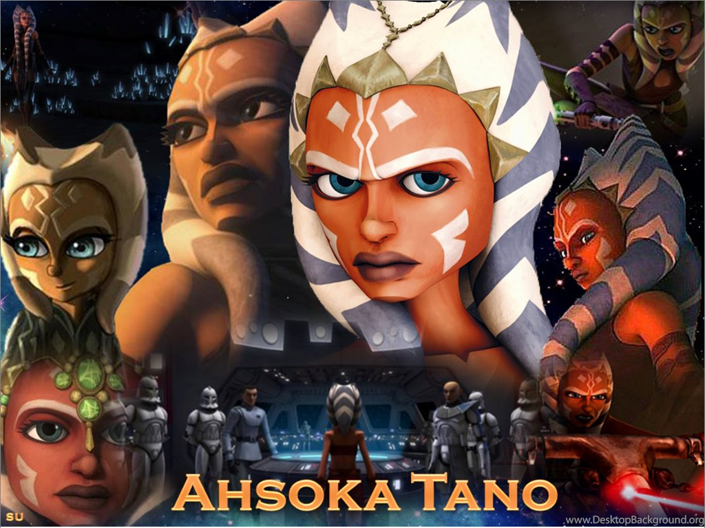 Ahsoka Wallpapers On Ahsoka Tano Guild DeviantArt Desktop