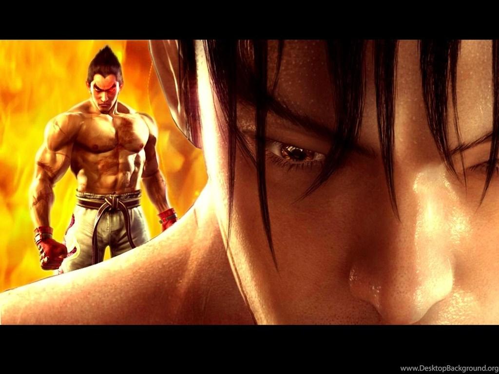 Jin Kazama Tekken 6 Desktop Background