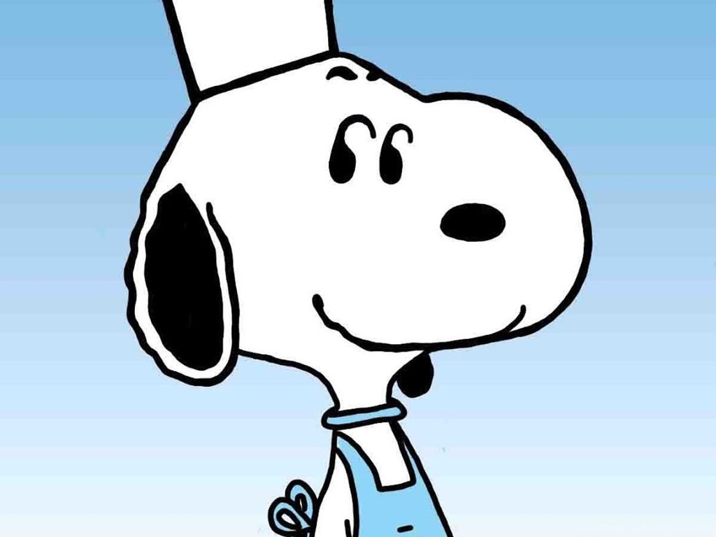 Snoopy The Chef Hd Backgrounds Image For Iphone Cartoons Wallpapers