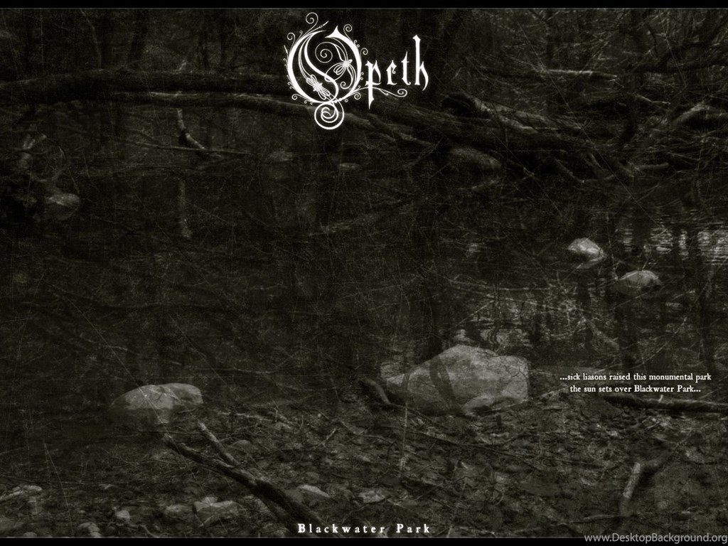 Amazing Opeth S Blackwater Park Wallpaper Too Bad The