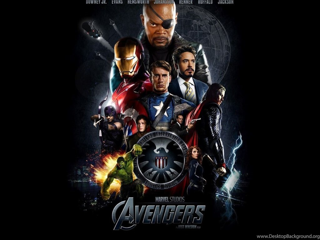 Free Hd Wallpapers The Avengers Hd Wallpapers Desktop Background