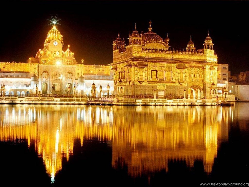 Golden temple hd wallpapers desktop background - Golden temple images hd download ...