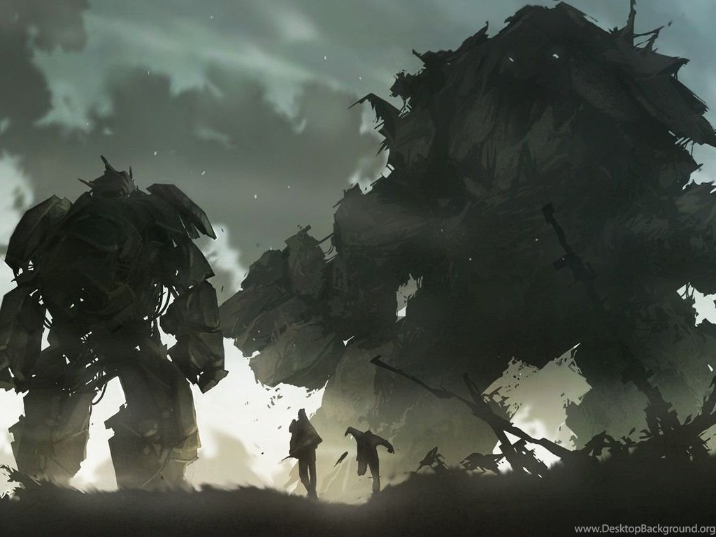 Shadow Of The Colossus Wallpapers Game Wallpapers Desktop Background