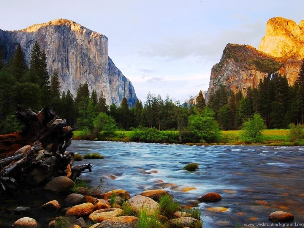 Yosemite National Park HD Wallpapers.jpg Desktop Background