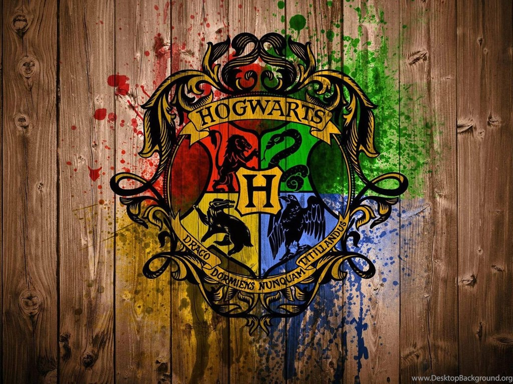hogwarts logo harry potter abstract hd wallpapers desktop