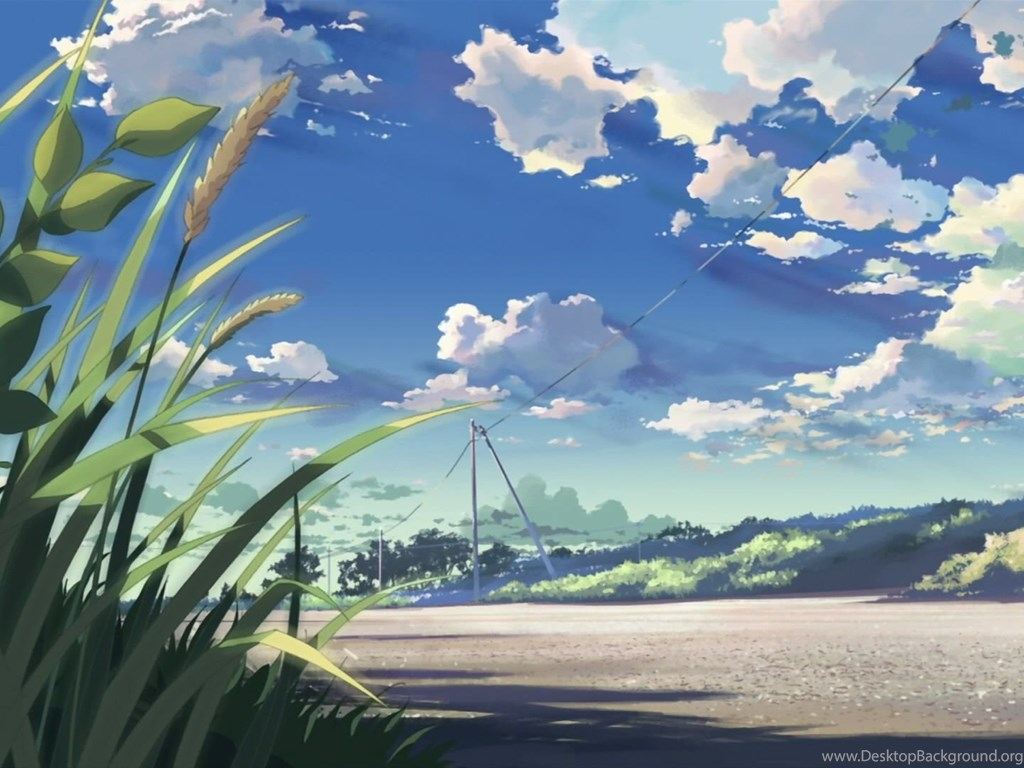 aesthetic anime wallpapers on desktop background