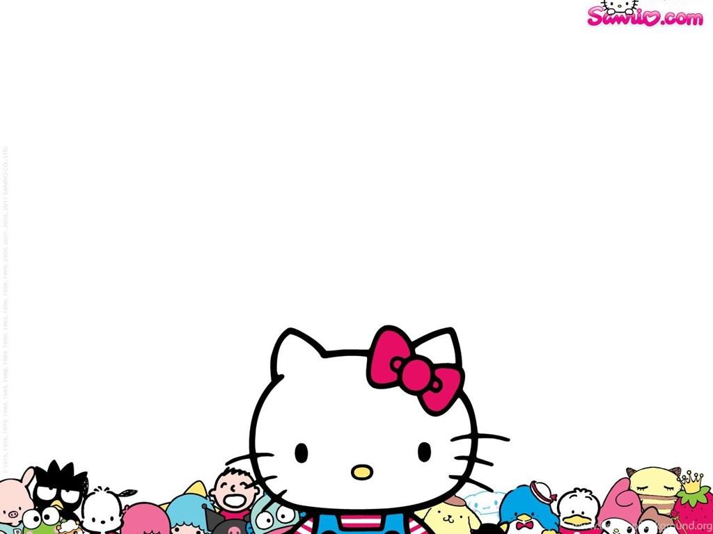 90+ Hello Kitty Wallpaper Backgrounds Desktop Background  90+ Hello Kitty...