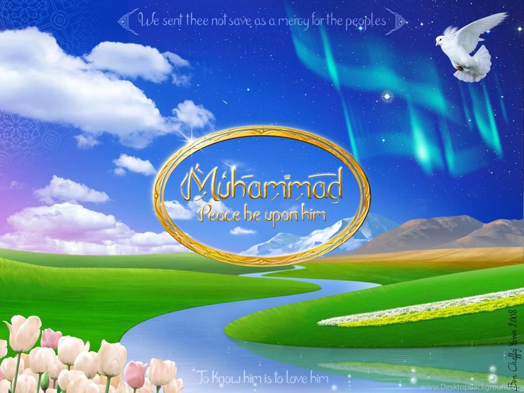510468 3d islamic