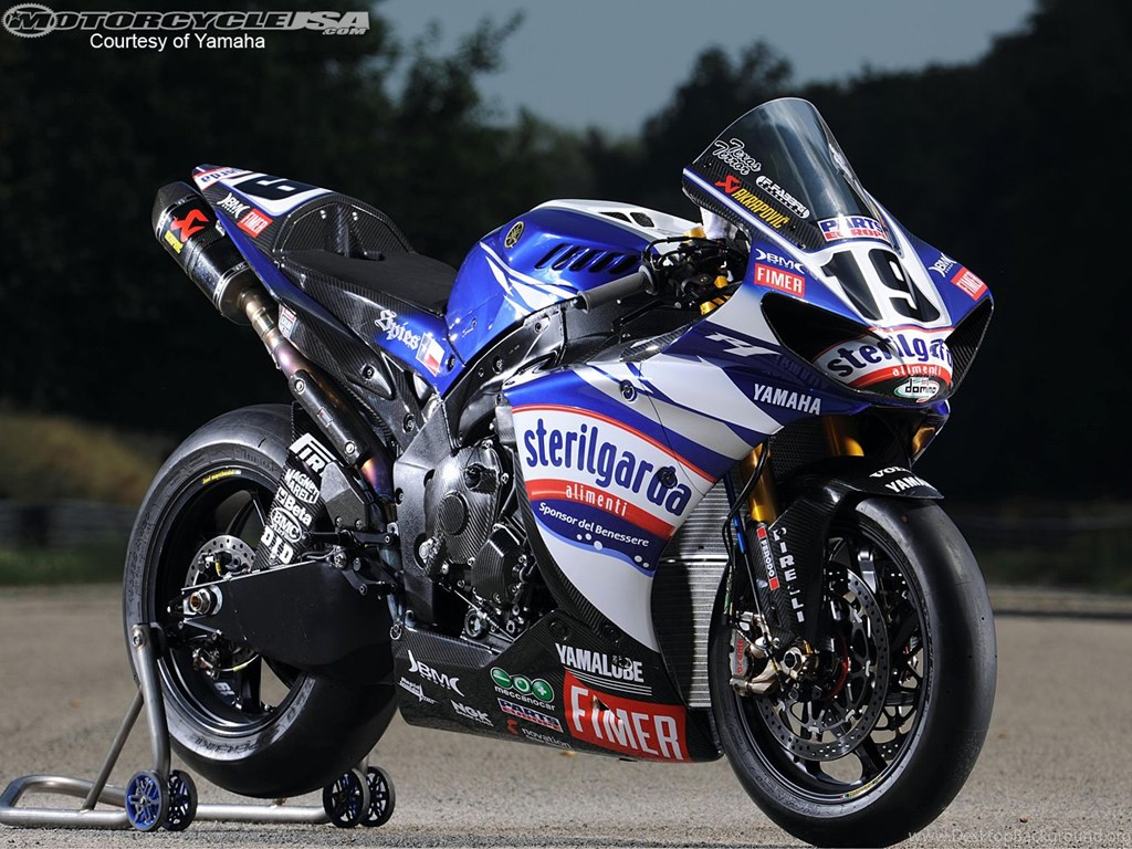 Yamaha R1 Superbike Wallpapers Desktop Background