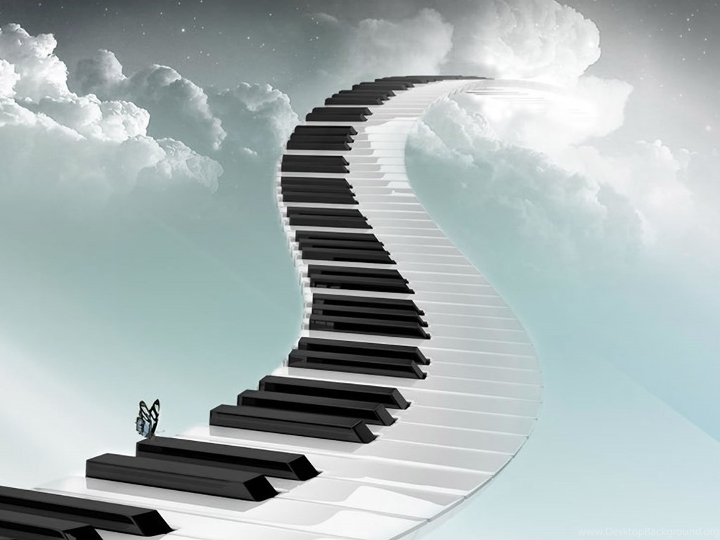 Organ And Piano Hd Wallpapers Free Download Musical Instruments Desktop Background