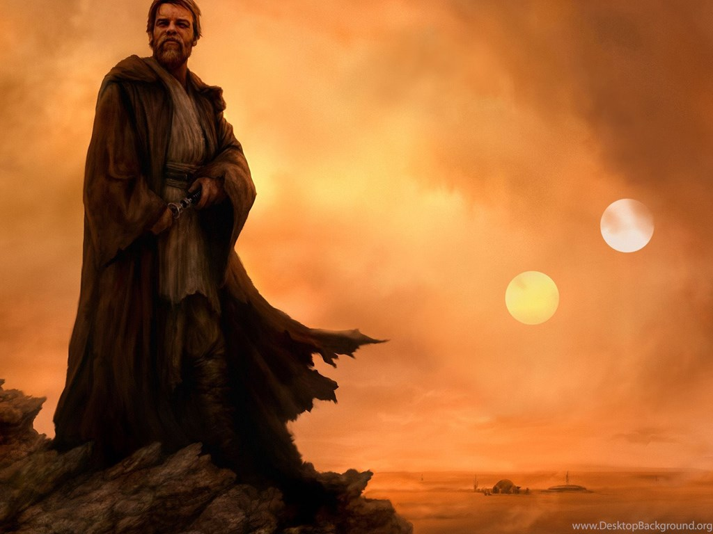Obi Wan Kenobi Star Wars Hd Wondrous Wallpapers Free Hd Wallpapers