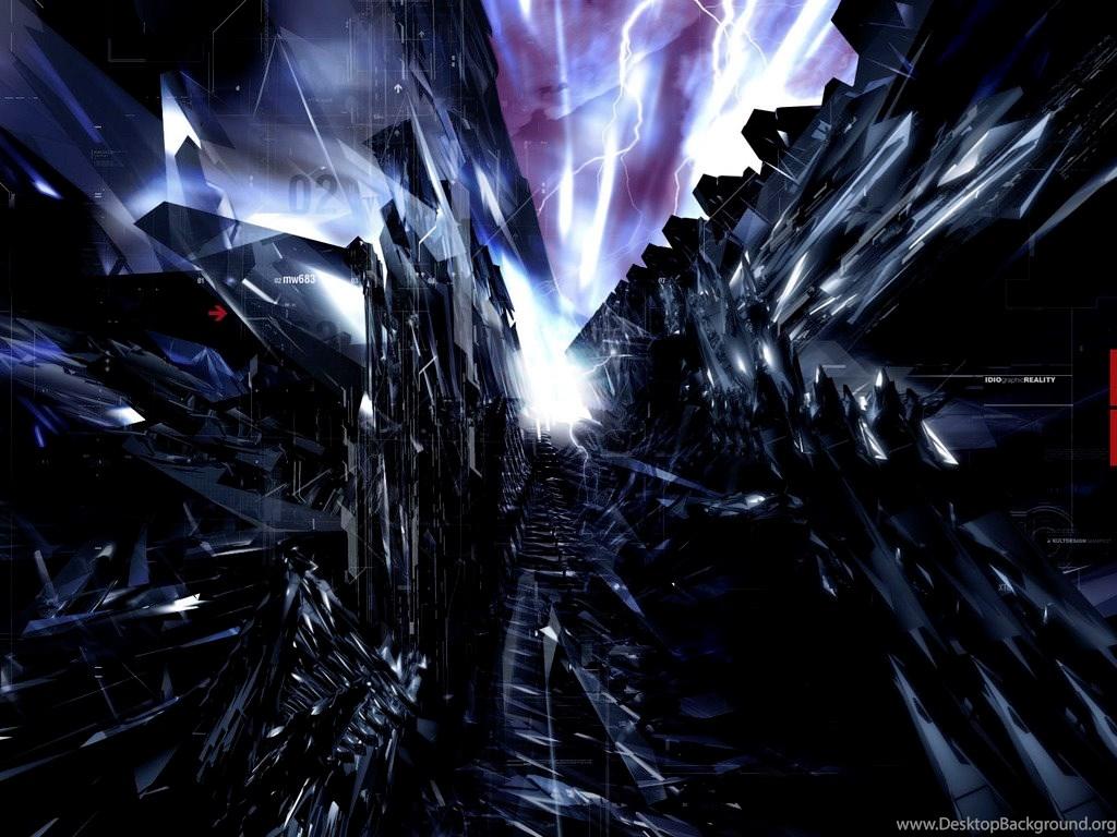 Mashababko Space Vortex Wallpaper: Mashababko: Wallpapers With Crystals Desktop Background