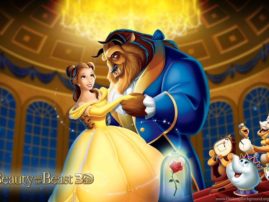Download Beauty And Beast: Beauty And The Beast 3D Disney Princess Wallpapers