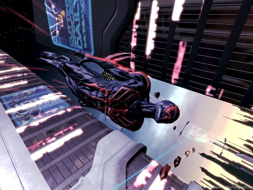 Spider Man Shattered Dimensions 4k Hd Desktop Wallpaper: Spider Man Shattered Dimensions 2099 Wallpapers 78107