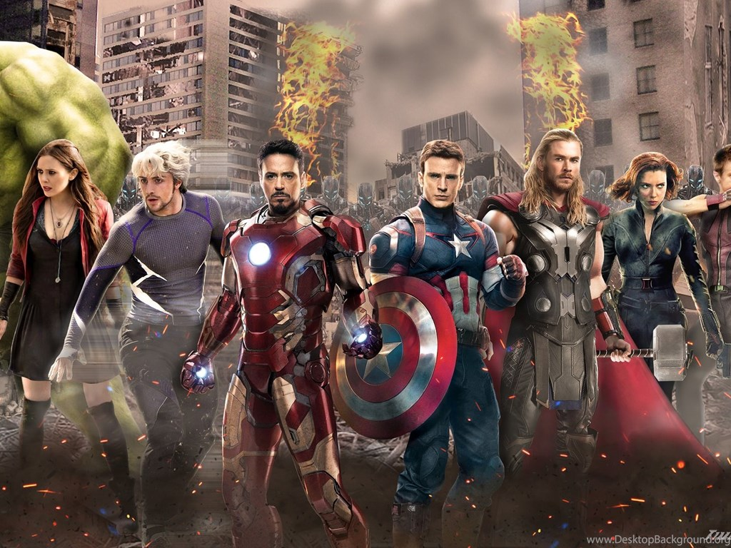 Avengers Age Of Ultron Hd Wallpapers Desktop Background