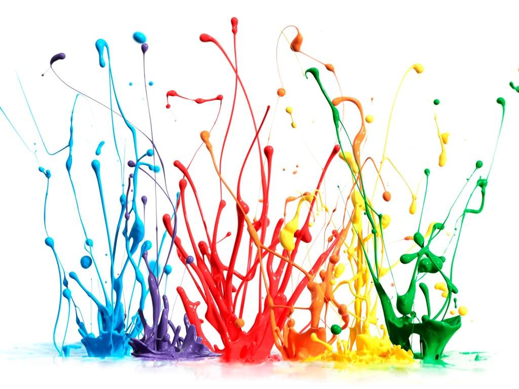 Image result for colorful splat clip art