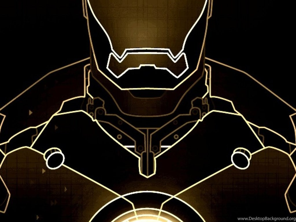 Iron Man IPhone 5 Wallpapers Desktop Background