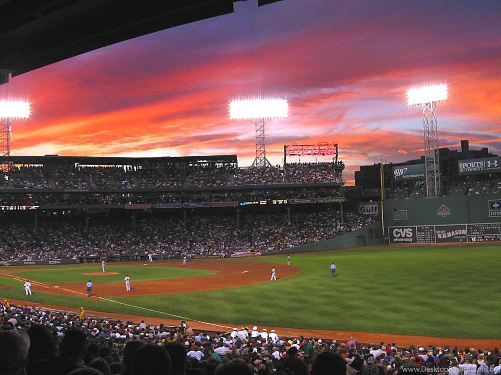 Wallpapers Boston Red Sox Fenway Park 1600x900 Desktop Background