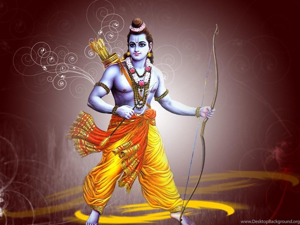 Jai Sri Ram Hindu God Hd Beautiful Wallpapers Desktop Background