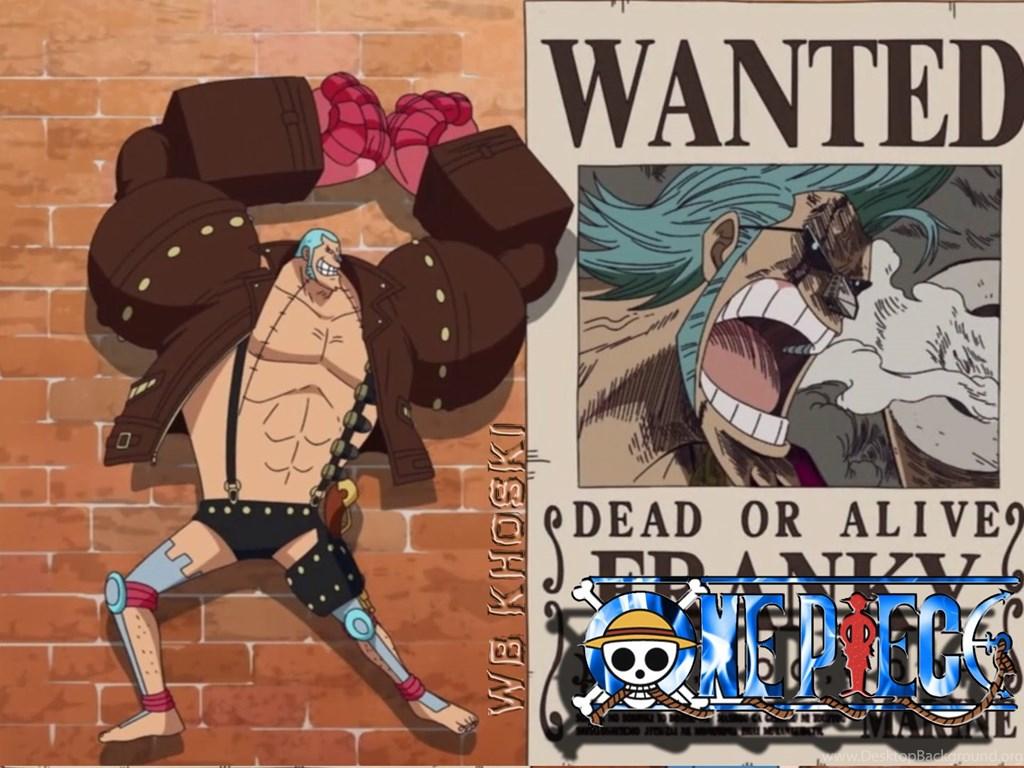44 Franky One Piece Hd Wallpapers Desktop Background