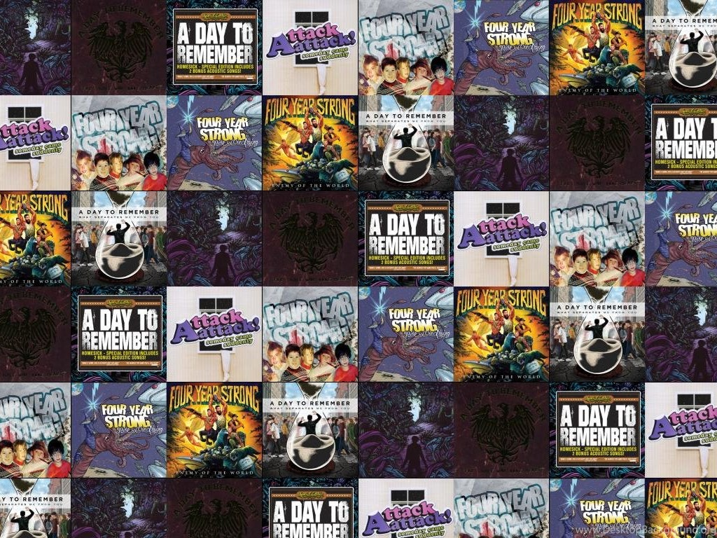 A Day To Remember What Seperates Me From Wallpapers Tiled Desktop