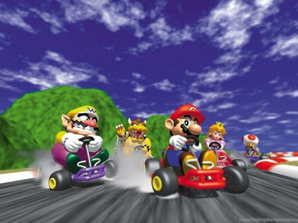 Mario Kart 7 Slot Racing System Luigi Circuit Super Wiki The Encyclopedia