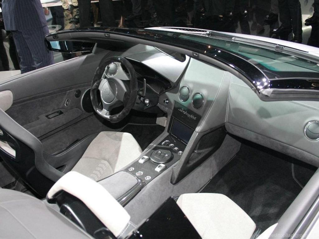 2015 Lamborghini Reventon Interior Widescreen Wallpapers Hd
