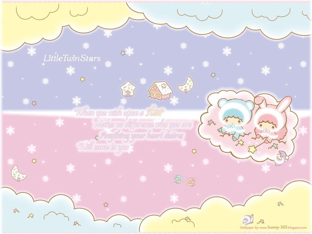 Wallpapers Little Twin Stars Kawaii Shuushuu Sanrio With ... Little Twin Stars Wallpaper 2013