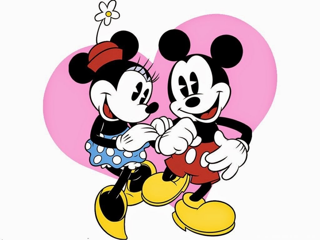 Very Smart Disney Mickey Mouse And Minnie Mouse Wallpapers Free
