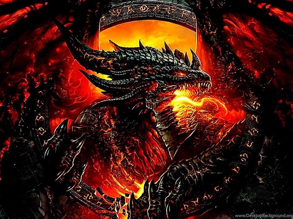 3D Dragon Wallpapers Hd Desktop Desktop Background
