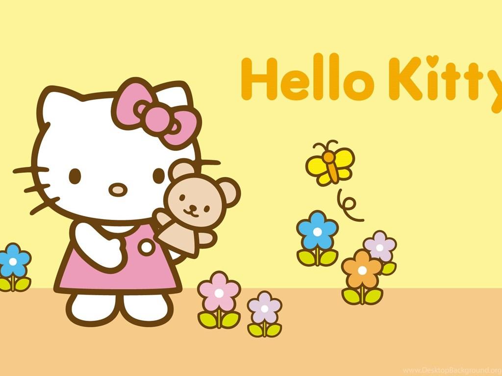 Wallpapers Hello Kitty Wallpapers 28941578 Fanpop Desktop Background