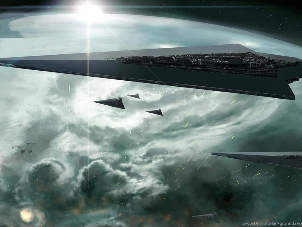 Science Fiction Star Wars Space Destroyer Wallpapers HD