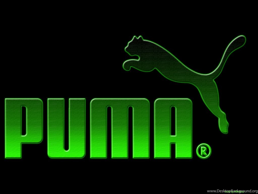 Green puma logopuma logo wallpaper 6586 hd wallpapers in ...