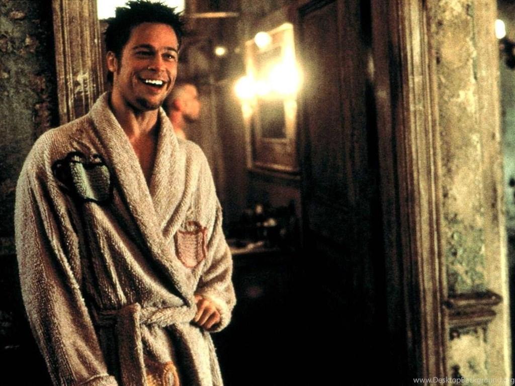 Download Brad Pitt Fight Club Wallpapers Free Desktop Background