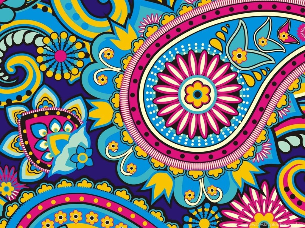 Abstract paisley mix iphone 6 plus wallpapers art - Art wallpaper colour ...