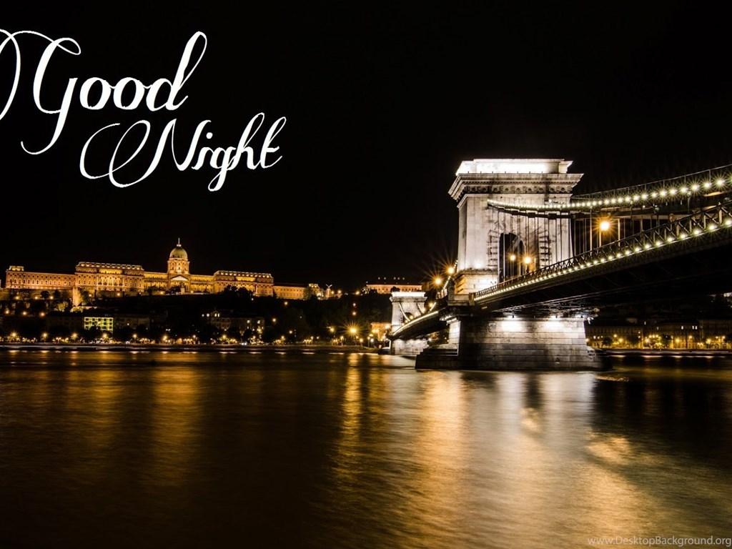 Good Night HD Wallpapers Desktop Background