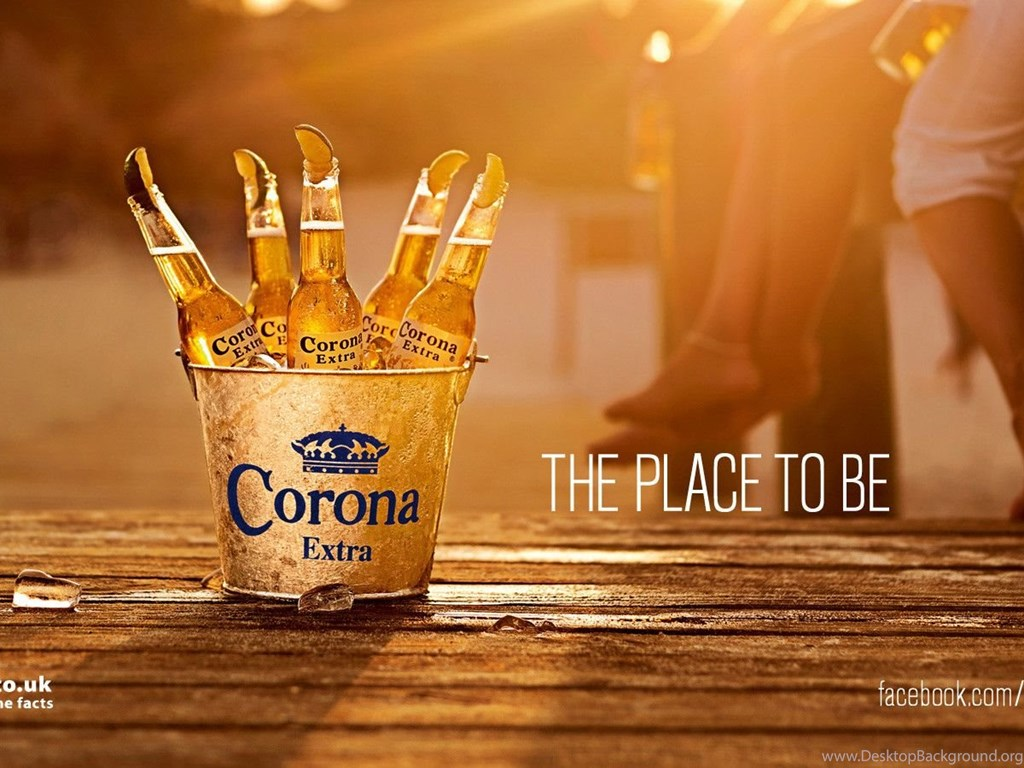 Corona Extra Wallpapers Wallpapers Cave Desktop Background