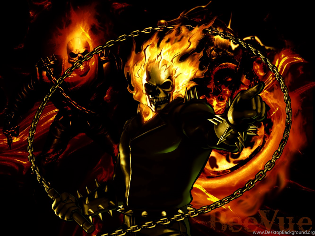 Ghost Rider Wallpapers Download Wallpapers Zone Desktop Background