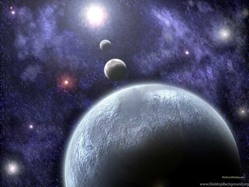 three planets aligned - HD1024×768