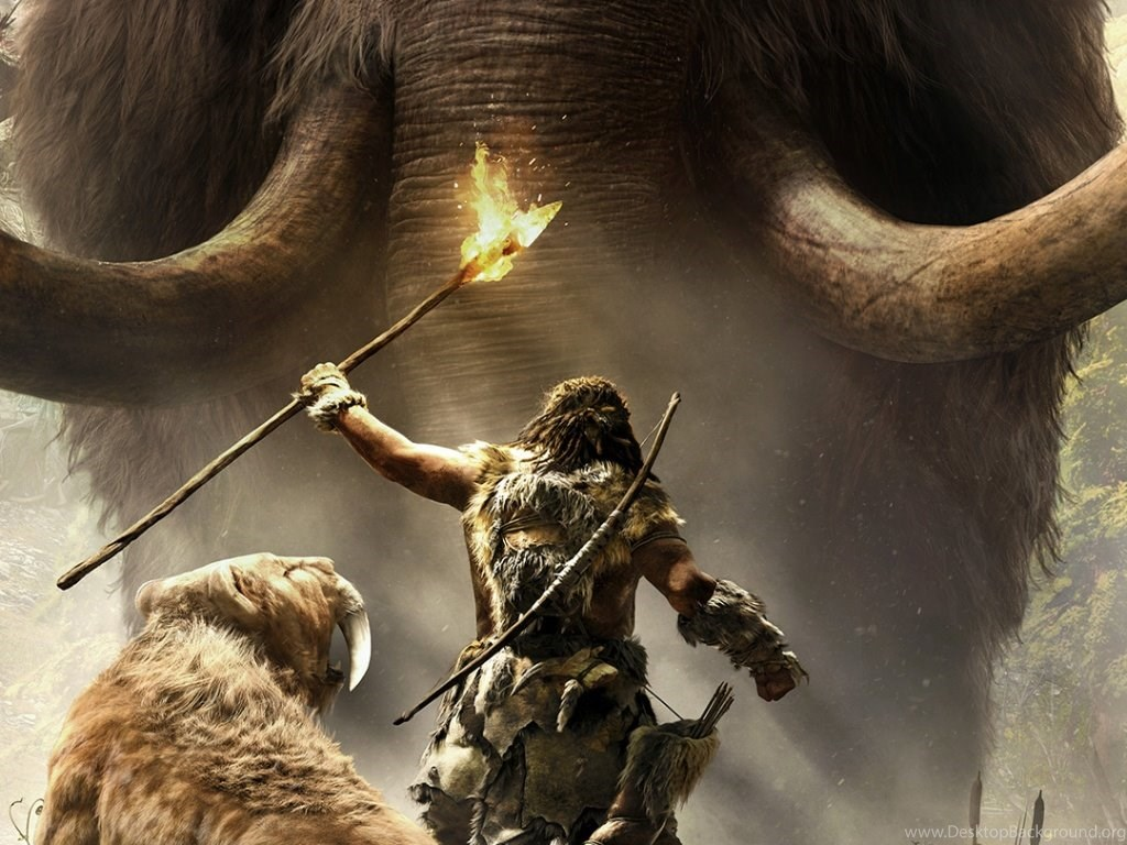 Far Cry Primal Hd Desktop Wallpapers High Definition Mobile