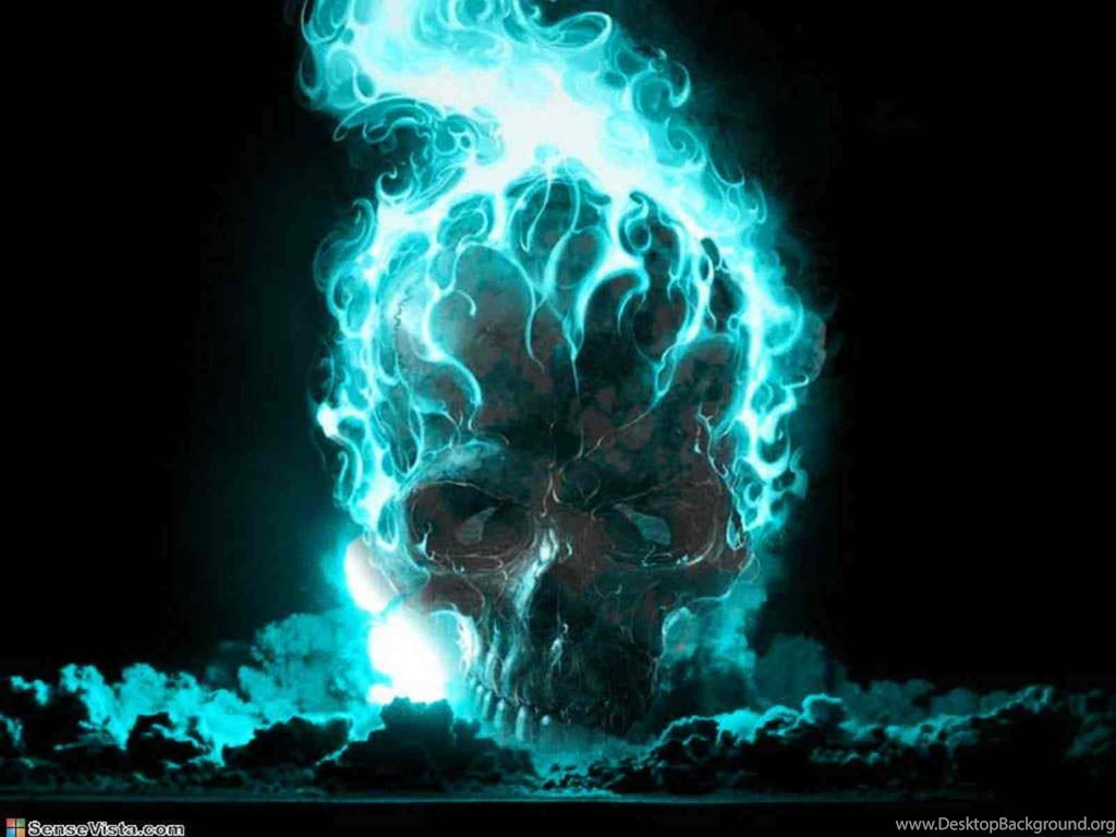 Free Blue Ghost Rider Wallpapers High Quality Resolution W0e Wallx Desktop Background