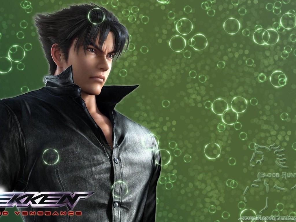 Devil Jin Kazama Tekken 6 Desktop Background