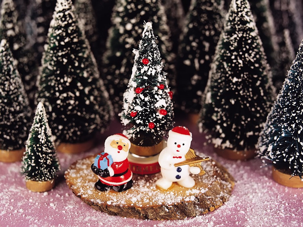 788220 free santa clause and snowman christmas wallpapers computer