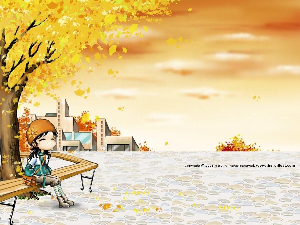 Cute Cartoon Korean Wallpapers Desktop Background